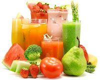 healthy foods, fruits and vegetables