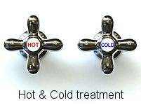 hot and cold water therapy